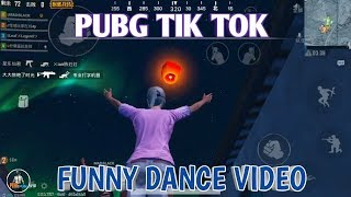 PUBG TIK TOK FUNNY DANCE  ( NO 35) AND FUNNY MOMENTS ||  BY PUBG FUN