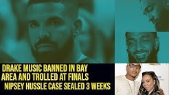 Drake Trolled with Pusha T Diss at Finals, Nipsey Hussle Case Sealed 3 Weeks, Tiny Warned TI