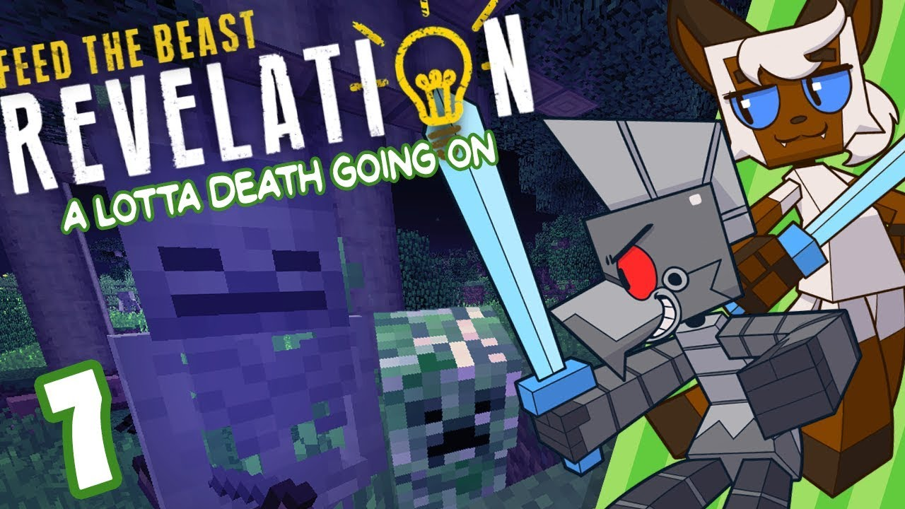 [MODDED] Minecraft (FTB Revelations) Part 7: A Lotta Death Going On by  Captain Southbird