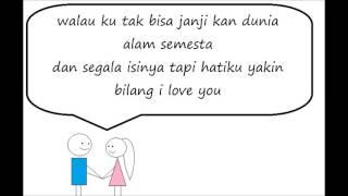 Bilang I Love You Lirik(Souljah)