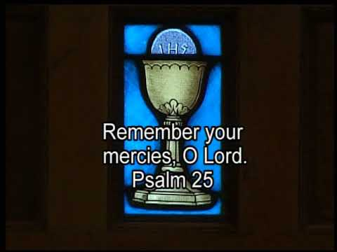 Mass For Shut Ins SSP October 1, 2017 26th Sunday in Ordinary Time