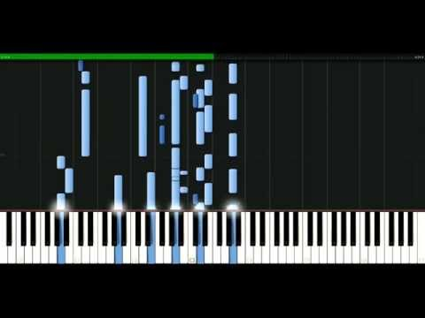 Matchbox 20 - If Youre Gone [Piano Tutorial] Synthesia | passkeypiano