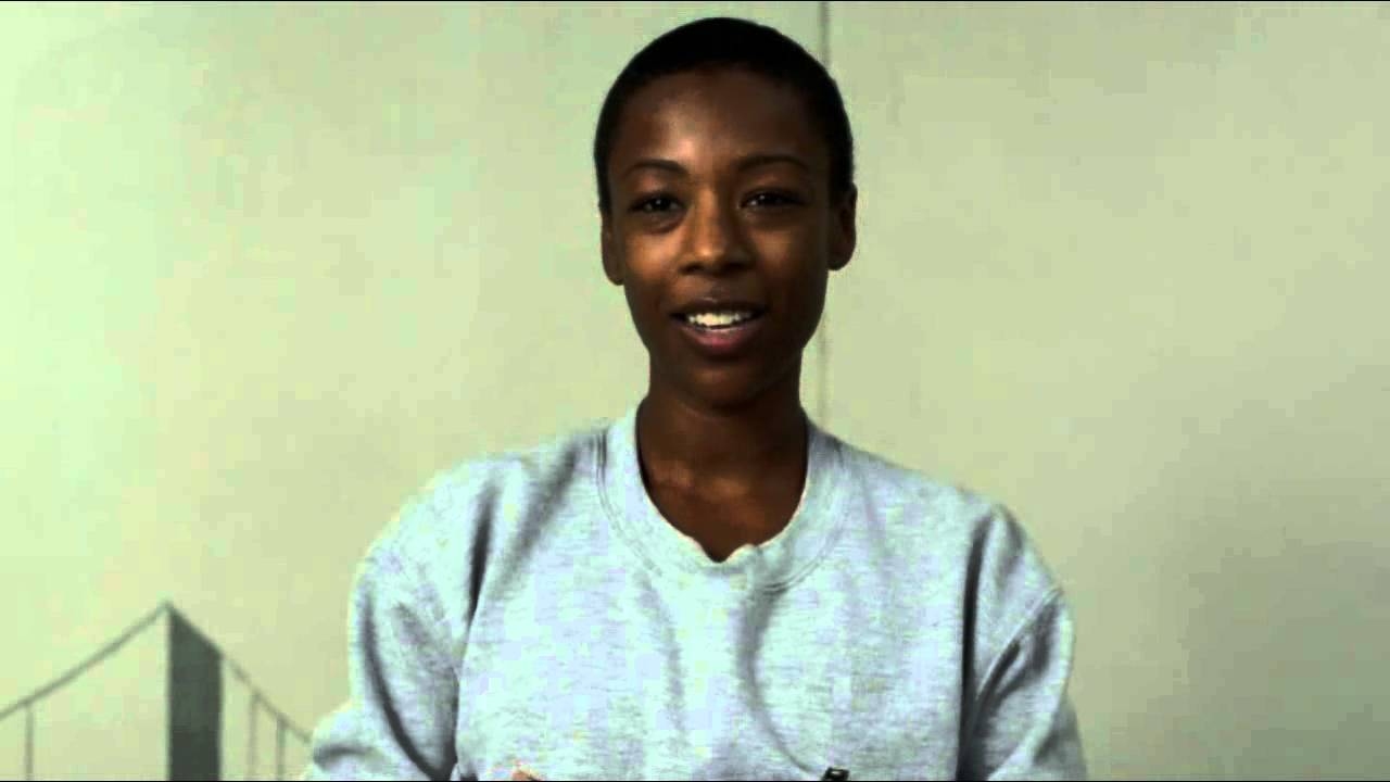 what is love? - poussey's answer | orange is the new black - youtube