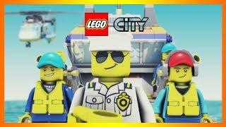 Купить конструктор Лего Сити - Неудачное ограбление (Lego City)(Смотреть все модели Лего Сити со скидками здесь: http://www.lingvaflavor.com/o/lego-city/ Лего Сити (Lego City) это ожившая мечта..., 2013-10-19T10:20:02.000Z)