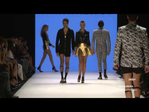 HAKAN AKKAYA: MERCEDES-BENZ FASHION WEEK ISTANBUL PRESENTED BY AMERICAN EXPRESS SS14 COLLECTIONS