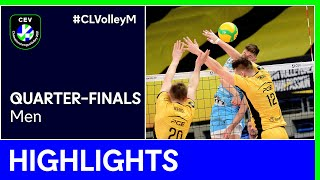 PGE Skra BELCHATOW vs. Zenit KAZAN Highlights - #CLVolleyM