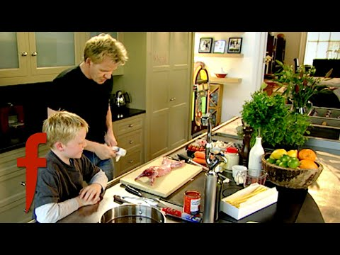 Gordon Ramsay Hunts & Cooks Rabbit   The F Word