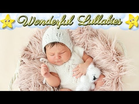 Super Soothing Baby Lullaby Sleep Music ♥ Soft Musicbox Bedtime Hushaby ♫ Good Night Sweet Dreams