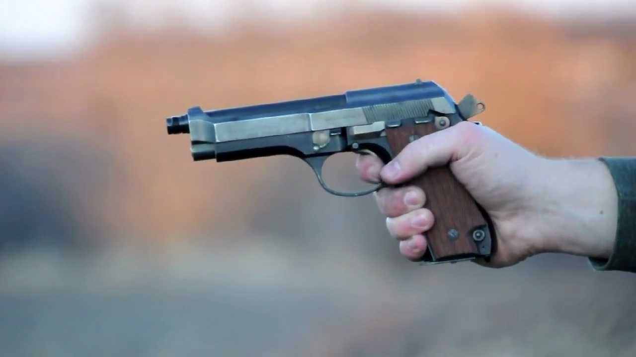 Beretta 92 Frame Mounted Safety | Amtframe org