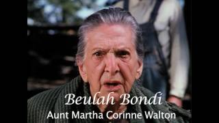 The Waltons 45th Anniversary Reunion In-Memoriam