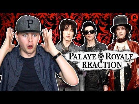 I'VE NEVER HEARD PALAYE ROYALE | FIRST REACTION