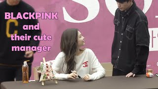 BLACKPINK and Their Cute Manager Moments (Part 2)