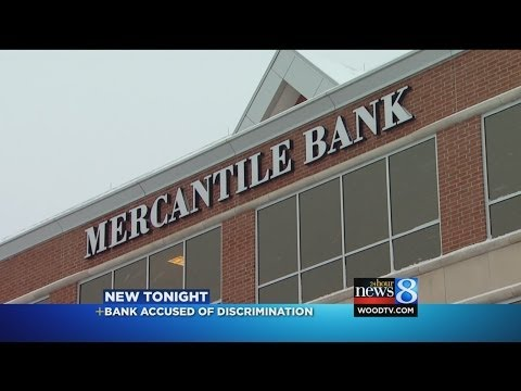 Mercantile Bank Accused of Discrimination