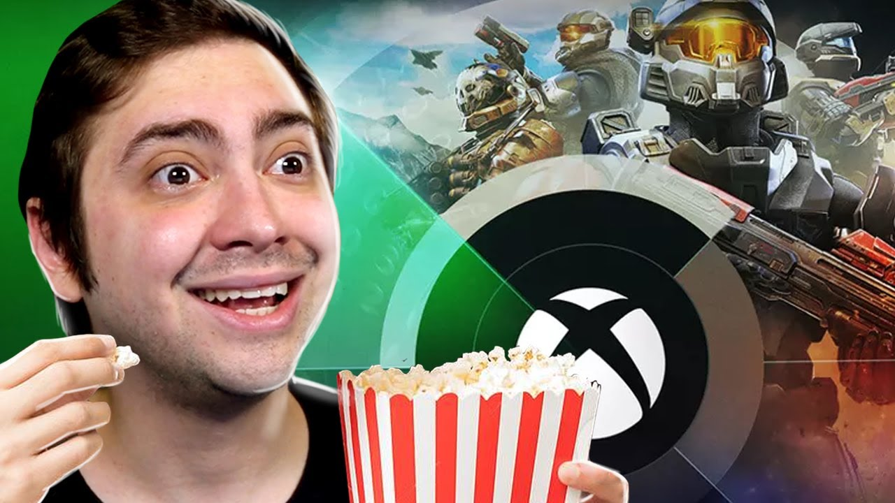 alanzoka assistindo Xbox & Bethesda Games Showcase 2021