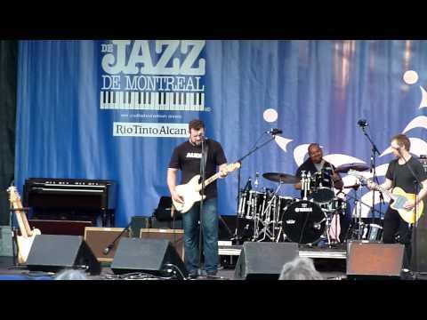 Shane Murphy - Done in the Dark (Festival International de Jazz de Montréal 2011)