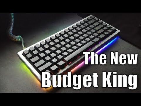 Let's Build: XD84 (KBD75 PCB; Custom MX Browns)