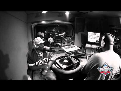 The Hot Box - Smoke DZA Freestyles with DJ Enuff