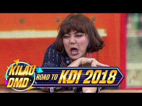 LUCU BGT! Rina Menirukan Gaya Nuraini Fans-nya Iqbal - Kilau DMD (6/7)