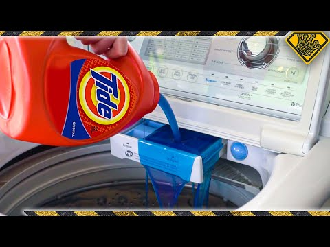 What Happens When You Use TOO MUCH Laundry Detergent?