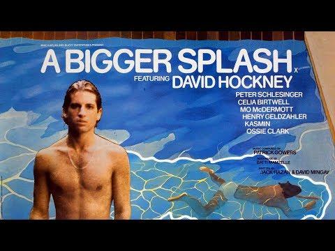 A Bigger Splash 1974   Trailer