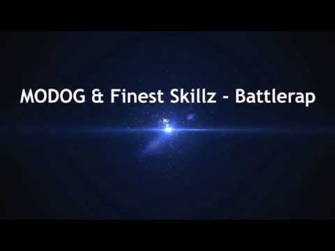 MoDog & Finest Skillz (Monstarsound) - Battlerap (Anno Domini Beats)(2014)
