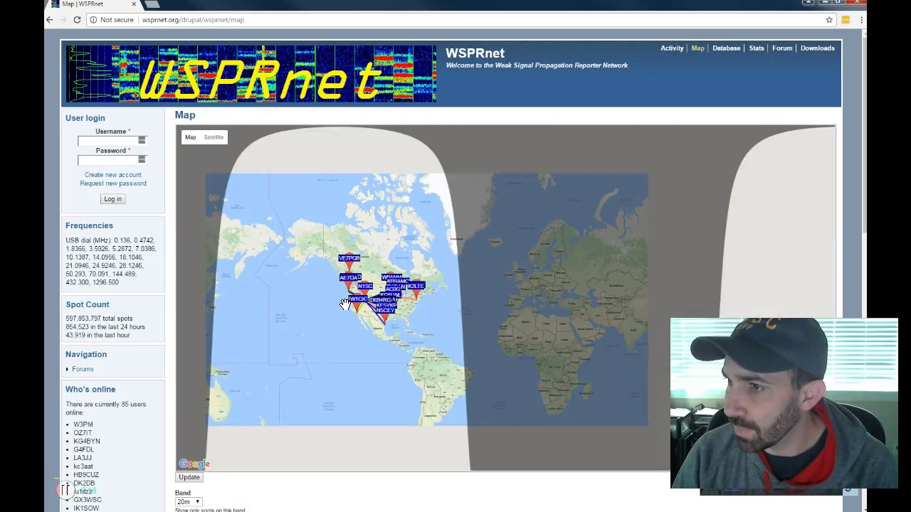 Quick WSPR Crash Course with JTDX (or WSJT-X)
