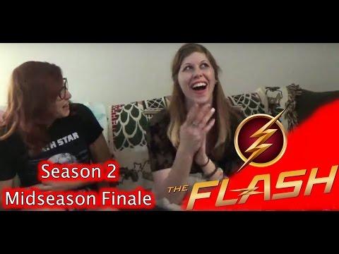 The Flash Season 2 Midseason Finale
