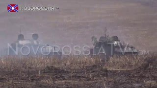 Крупнейшие учения Армии ДНР
