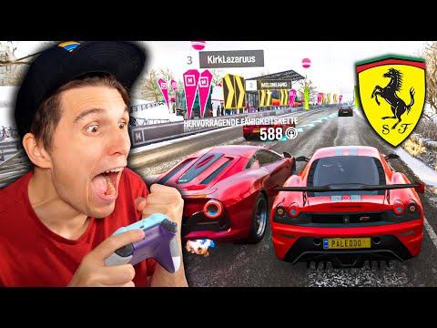 Ich gewinne einen FERRARI beim GLÜCKSRAD!   Forza Horizon 4