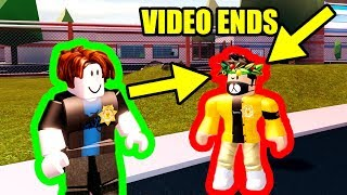 If I see a Salad Hair, the Video Ends... | Roblox Jailbreak