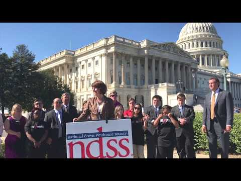 Chair McMorris Rodgers announces new Bipartisan House Working Group at NDSS press conference