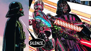 The Tragic Droid that Wanted To Be Vader's Friend(CANON) - Star Wars Comics Explained