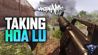 TAKING HOA LU | Rising Storm 2: Vietnam (Custom Map) Gameplay