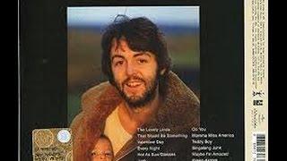 (Karaoke)Maybe I'm Amazed by Paul McCartney