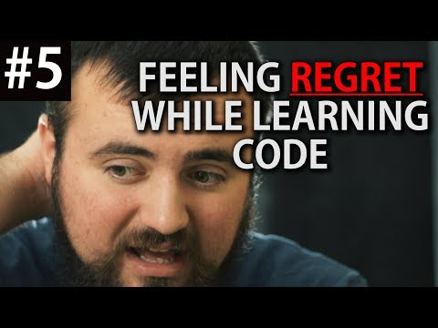 Feeling Regret While Learning Code | Web Developer Vlog #5
