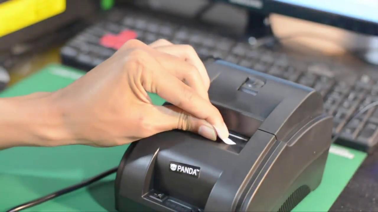 Review Printer Kasir Murah 300 Ribuan Panda Prj53u Youtube Bluetooth Iware 58 Mm Untuk Android