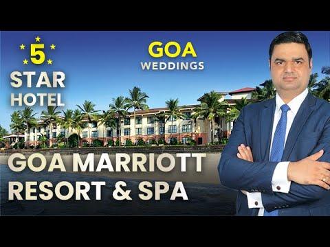 Download Goa Marriott Resort & Spa - Cherish Your Wedding Moments At 5-Star Hotel In Goa