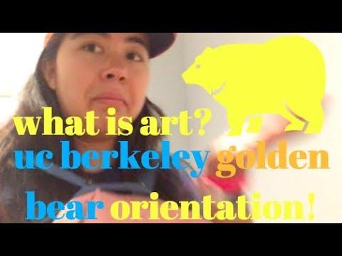 DANCE PARTY @ golden bear orientation ||| life @ UC BERKELEY