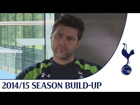 Exclusive - Mauricio Pochettino's first Spurs TV interview