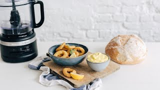 Aioli Recipe - KitchenAid