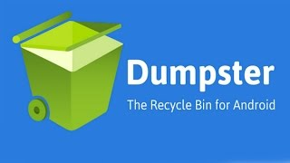 Recycle Bin For Android - Dumpster