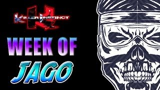 SHADOW JAGO SMASH!  Week Of! Jago Part 4 (Killer Instinct)