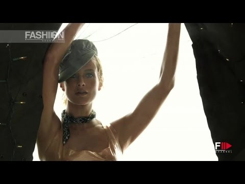 CAROLYN MURPHY represents May for PIRELLI CALENDAR 2015 by Fashion Channel