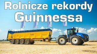 Rolnicze rekordy Guinnessa [Matheo780]
