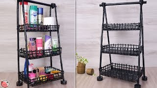 CLEAN YOUR ROOM... New DIY Organization Idea    Best Out Of Waste 2019