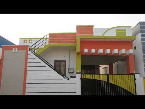 2Bhk Ground floor House for sale 1100 Sq ft East facing 32L tamilnadu