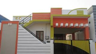 2Bhk Ground floor House for sale|1100 Sq ft|East facing|32L|tamilnadu