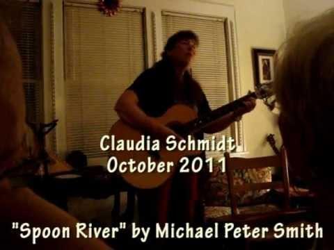 Claudia Schmidt sings