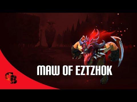 Dota 2: Store - Bloodseeker - Maw Of Eztzhok [Immortal]
