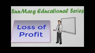 Loss of Profit | Insurance Claims  | Concept and Problem Solved within 25 min - CA- Inter/IPCC